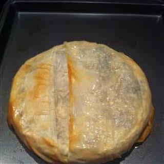 Jamie's Baked Brie.