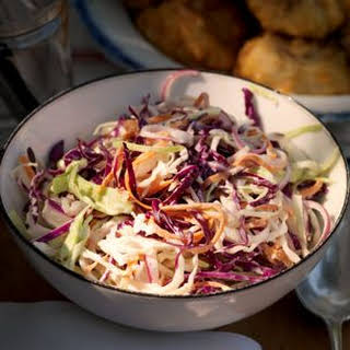 Blackberry Farm's Sweet and Spicy Foothills Coleslaw.