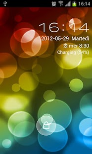 Go Locker Super Bokeh Theme- screenshot thumbnail