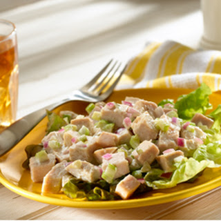 Fast & Fabulous Chicken Salad.