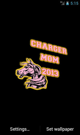 EMHS Charger Mom LWP