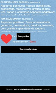 Numerologia do Amor- screenshot thumbnail