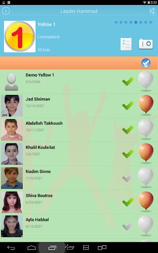 iCamp Leader