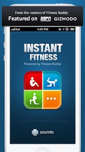 Instant Fitness : 100 workouts
