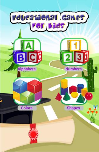ABC 123 Colors Shapes