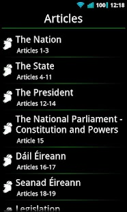 How to install Irish Constitution 2.1 mod apk for pc