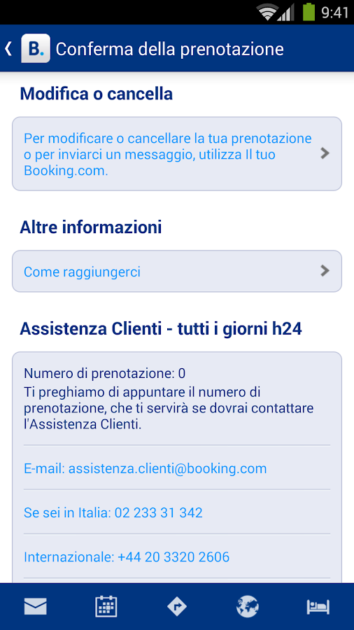 Booking.com: +640.000 hotel - screenshot