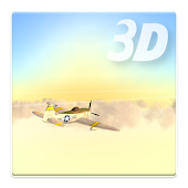 Blue Sky 3D Live Wallpaper