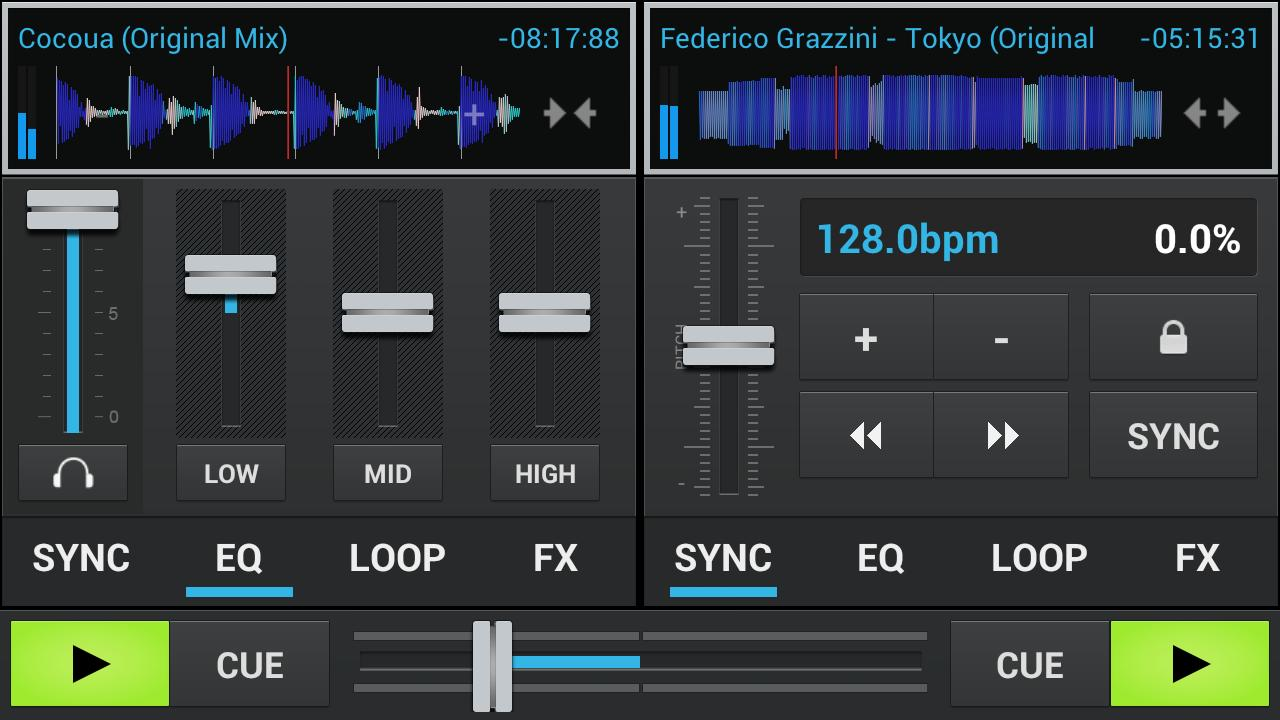 DJ Pro - DJ Player - screenshot