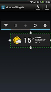 Virtuous Widgets - screenshot thumbnail