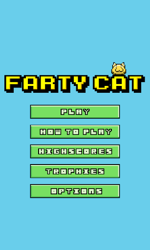 Farty Cat