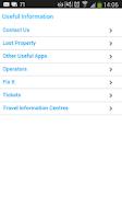 Screenshot of Network West Midlands