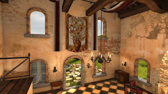 Tuscany HD VR Cardobard- screenshot thumbnail