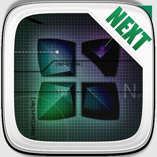 Classic Next Launcher 3D Theme