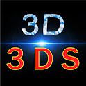 3D 3DS Viewer Pro icon