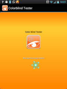 Colorblind Test- screenshot thumbnail