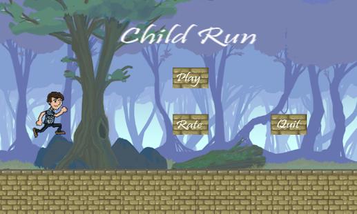 Child Run