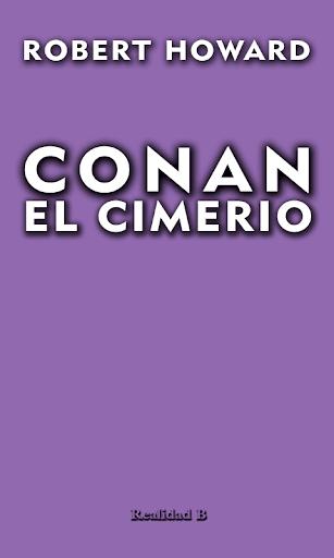 Conan el Cimerio lt