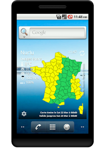 Vigilance Météo France - screenshot thumbnail