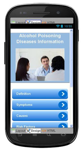 Alcohol Poisoning Information
