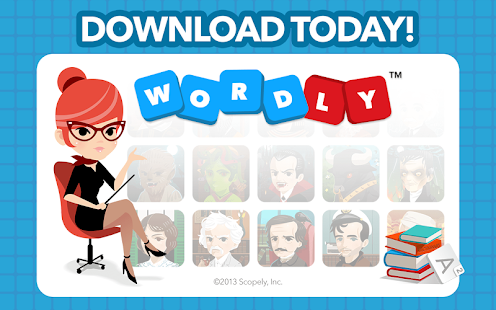 Wordly - the Word Game - screenshot thumbnail