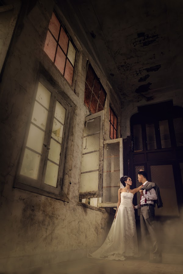 Time of Love by Andri Jangkoeng - Wedding Bride & Groom