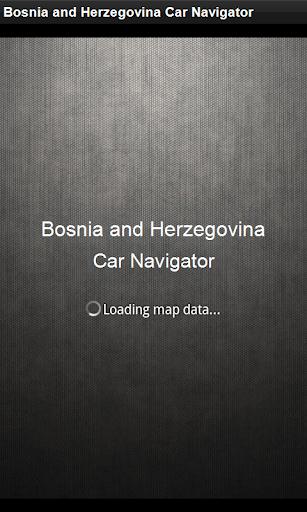 GPS導航 波斯尼亞和黑塞哥維那