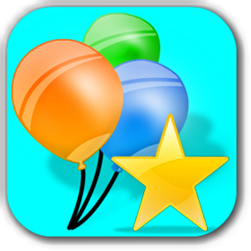 Balloon Bash LOGO-APP點子