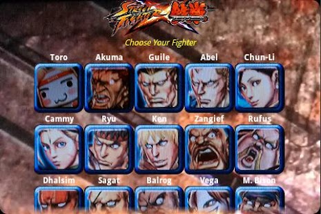 Street Fighter Moves - screenshot thumbnail