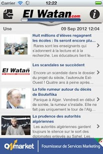 El watan - screenshot thumbnail
