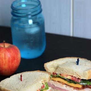 Spring Street Club Sandwich