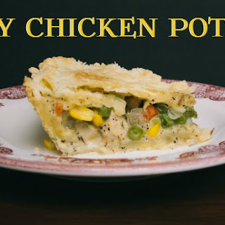 Easy as Chicken Pot Pie