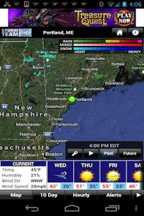WGME WX - screenshot thumbnail