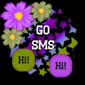 GO SMS THEME - SCS403