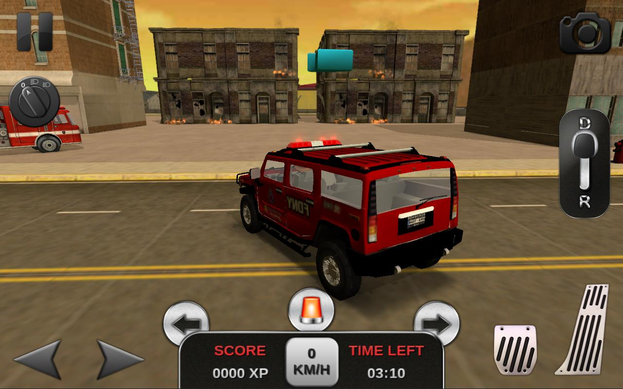 Firefighter Simulator 3d Android Apps On Google Play