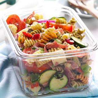 Deli-Style Pasta Salad Recipe