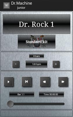 DrMachine junior - DrumMachine - screenshot