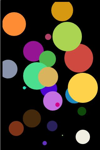 Circles - screenshot