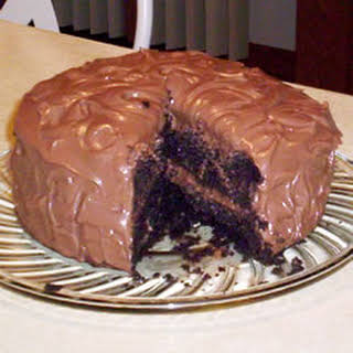 Chocolate Mousse Cake IV.