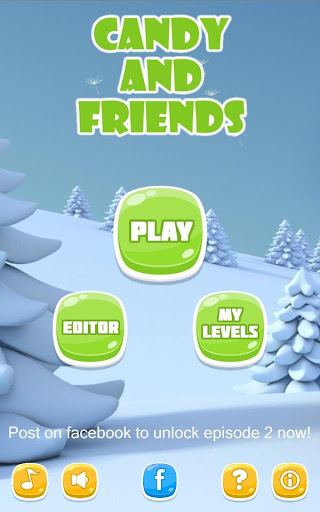 Candy Friends Free