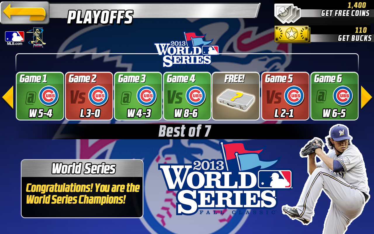 Big Win MLB Baseball - screenshot