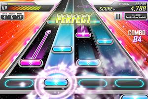 Screenshot of BEAT MP3 - Rhythm Game