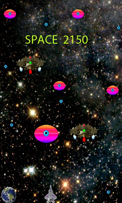 Space 2150 - screenshot