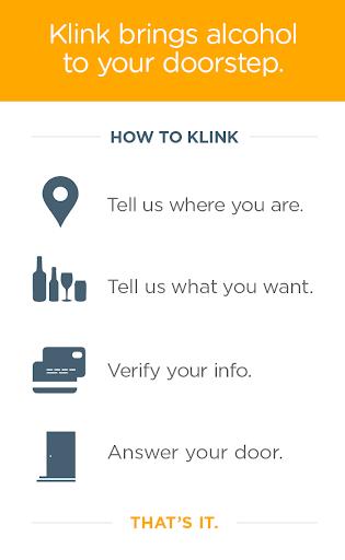 Klink Delivery