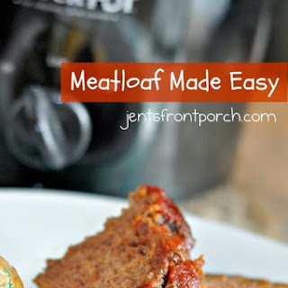 Meatloaf Made Easy.