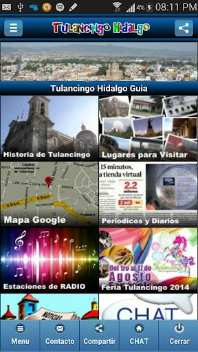 Tulancingo Hidalgo Guia