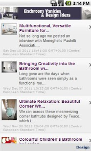 Bathroom Vanities & Design - screenshot thumbnail