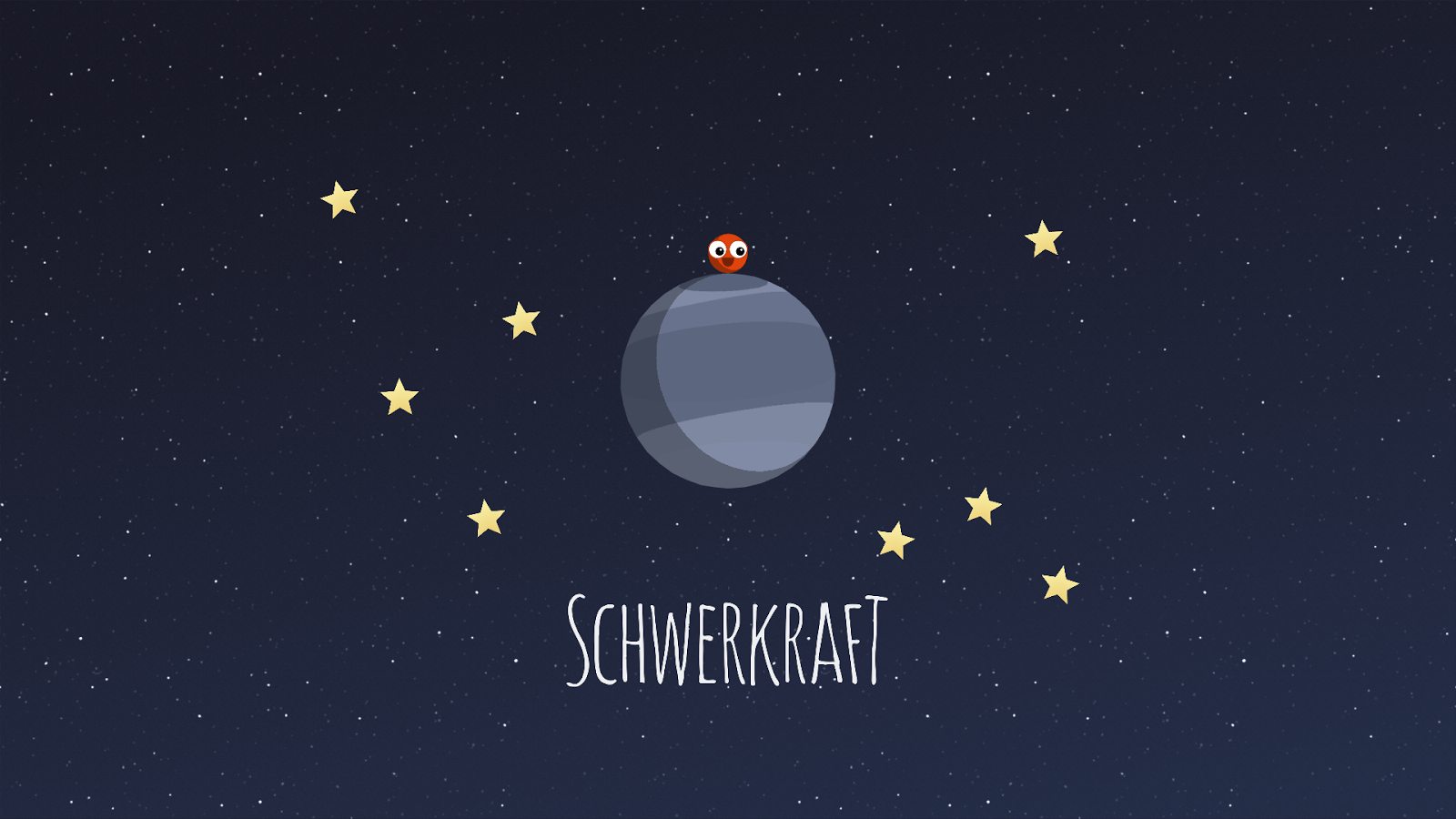 Schwerkraft- screenshot