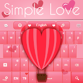 Keyboard Simple Love Theme