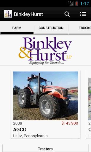 Binkley Hurst